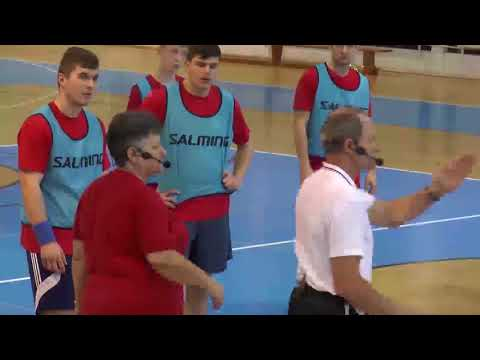 Fast break and quick retreat of individual groups and teams