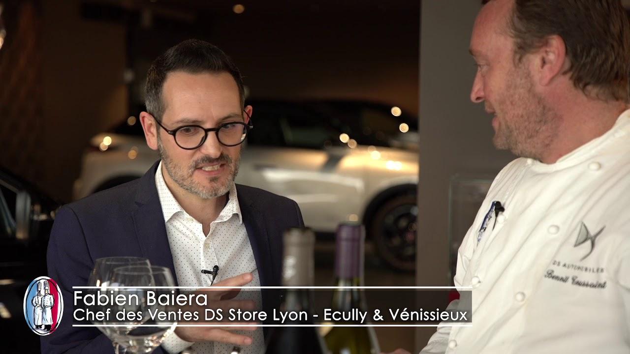 Benoit Toussaint & DS Automobiles