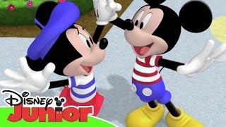 La Casa de Mickey Mouse: Momentos Especiales - La boina de Donald | Disney Junior Oficial