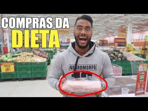 COMPRAS DA DIETA NO MERCADO   30 DIAS
