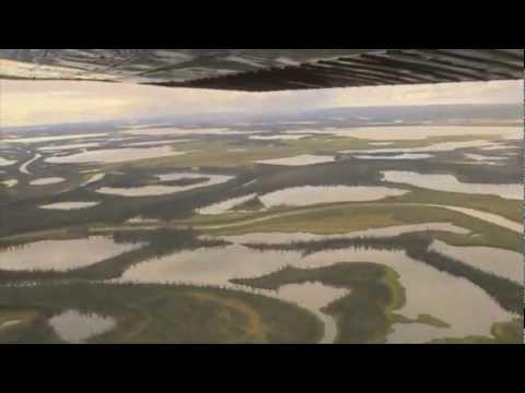 La rivière Porcupine en canoë ( Canoë-Kayak Canada, trek Canada, Kanu Kanada, canoeing Canada)
