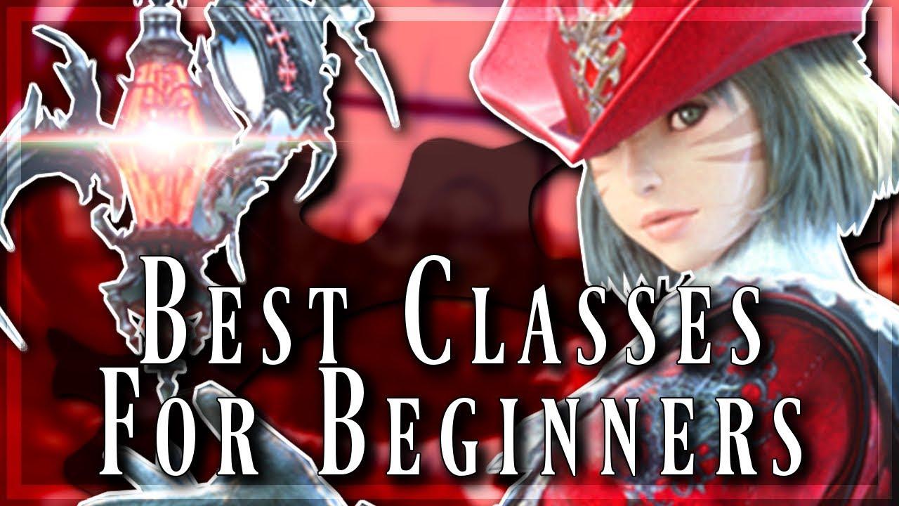 Ffxiv Alt Leveling ffxiv easiest class for beginner