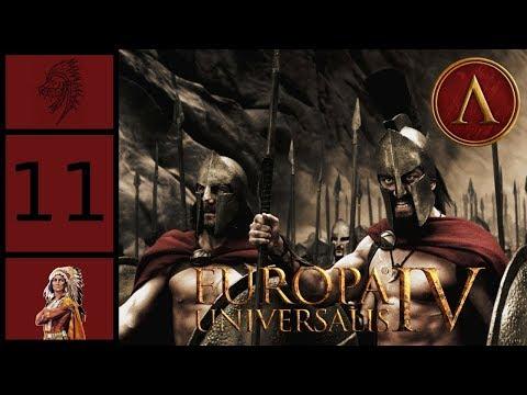 EU4 - Third Odyssey - Spartania #11 - Adapting the Printing Press