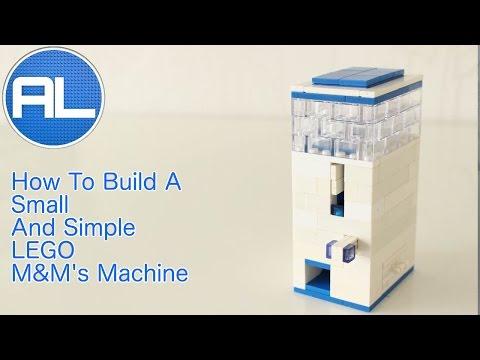 How To Build A Lego Starburst Machine