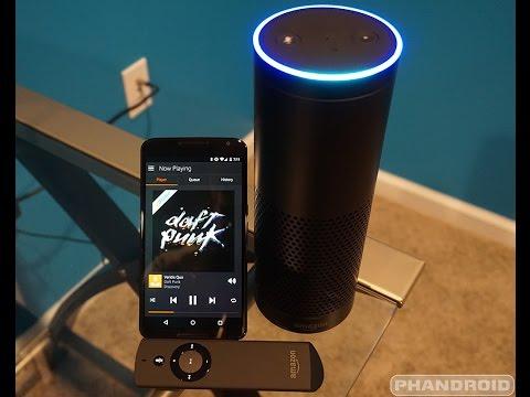 Amazon Echo's Alexa versus Google Search
