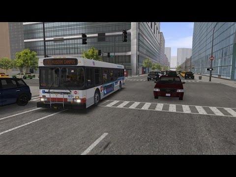 OMSI 2 - Chicago - Line 130 (Diesel Bus)