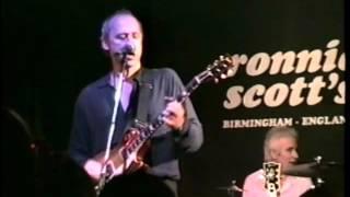 "The Notting Hillbillies ""Nadine""  1998-JULY-10 Birmingham"