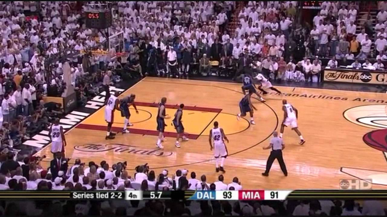 Dwyane Wade Highlights in Game 5 of the 2006 NBA Finals Mavericks vs. Heat - YouTube