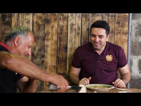 Տեսանյութ.Բեմի համբալն ու ԱԺ թամբալը. Նայեք, թե Սերգեյ Դանիելյանը ոնց ա փչացնում Ալեն Սիմոնյանին