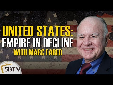 Marc Faber - Central Banks Could End Up Owning Every Asset In a Country