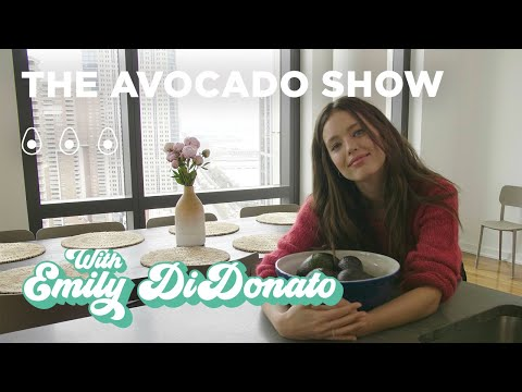 Come for Emily DiDonato's DIY avocado face mask, stay for the lesson in self-love