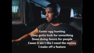 "Drake ""CHARGED UP"" Lyrics (Meek Mill Diss) Explicit"