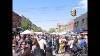 Hoboken Arts & Music Festival 2013