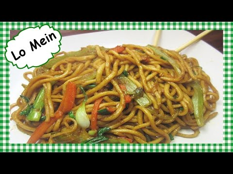 How to Make The Best Chinese Lo Mein Chinese Food Recipe