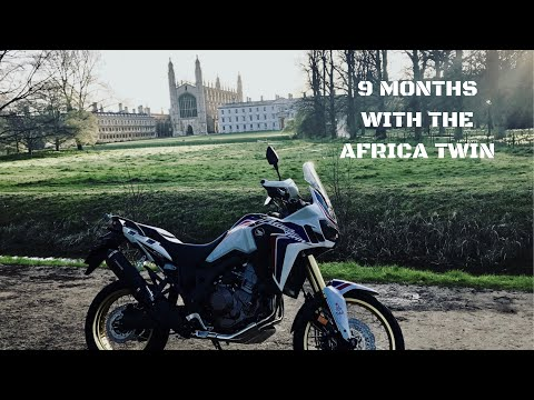 2017 HONDA AFRICA TWIN, 9 MONTHS ON, ANY ISSUES? And random chat riding through Cambridge