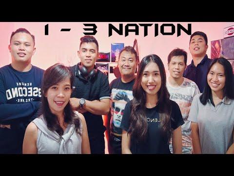 lagu doa bapa cover nation youtube