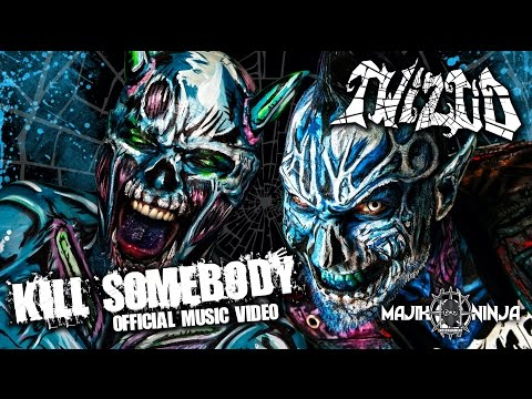 Twiztid - Kill Somebody Official Music Video - Continuous Evilution Of Life's ?'s