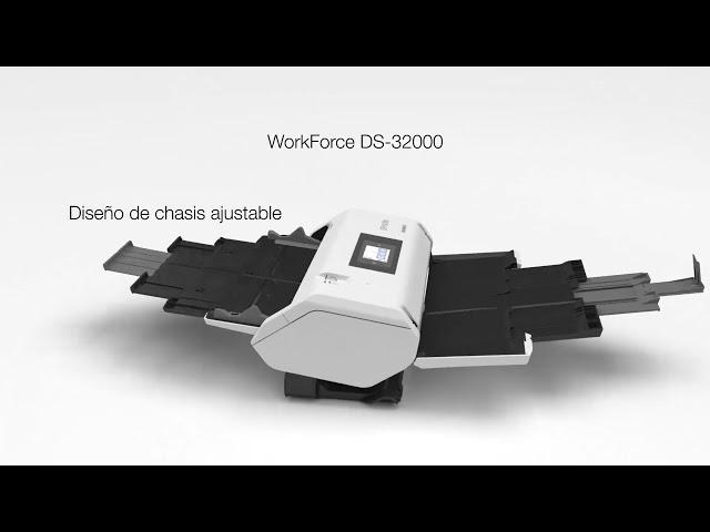 Escaner de documentos Epson A3