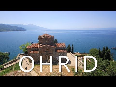Around the Lake Ohrid, Macedonia (things to see & do)