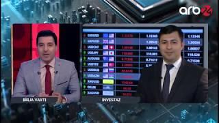 """20.02.2019 - InvestAZ analitiklərinin """"Birja vaxtı"""" verilişi üçün müsahibəsi"""