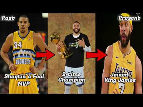The EVOLUTION of JAVALE MCGEE's NBA Career