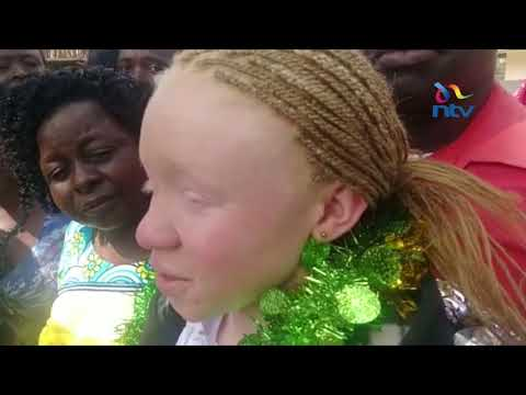 The girl who beat them all #KCPEResults