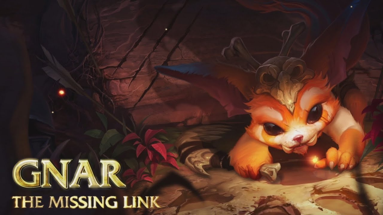 Gnar: Champion Spotlight | Gameplay - League of Legends ...