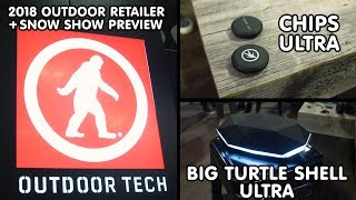 FIRST LOOK: Outdoor Technology CHIPS ULTRA and BIG TURTLE SHELL ULTRA