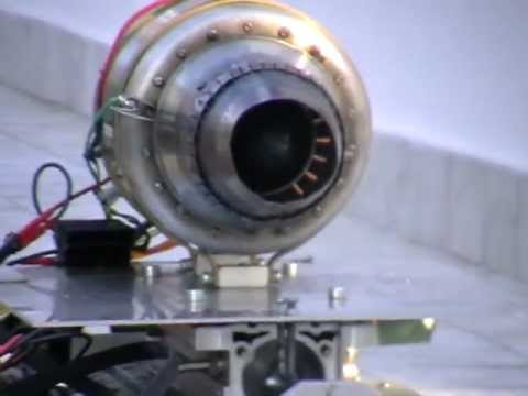 turbina autocostruita 22kg by Paperi Maurizio