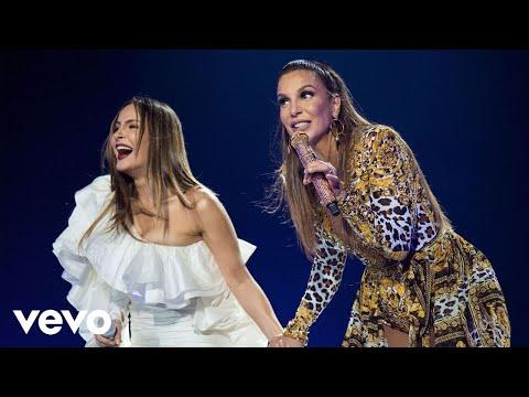 Ivete Sangalo - Lambada Corpo Molinho Ao Vivo Em São Paulo  2018 ft Claudia Leitte