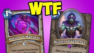 [Hearthstone] The FUNNEST Deck Ever: Djinni Priest