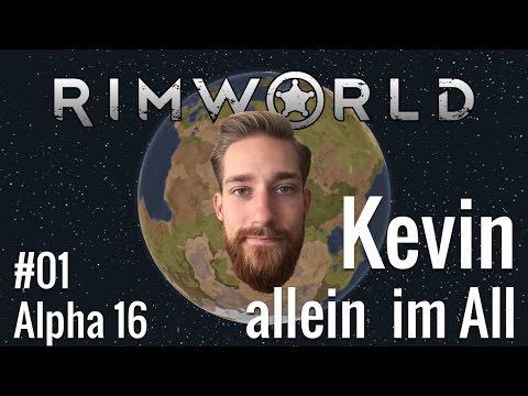 RimWorld - Kevin allein im All #01 - Rich Explorer - Alpha 16 Modded [German/Deutsch]