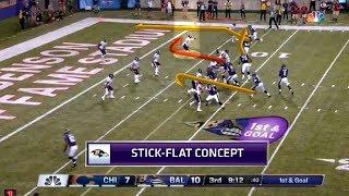 Film Room: Lamar Jackson's debut versus the Bears (NFL Breakdowns Ep. 108)