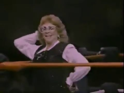 Judy Martin (w/The Fabulous Moolah) Vs. Wendi Richter, 10-1-1985