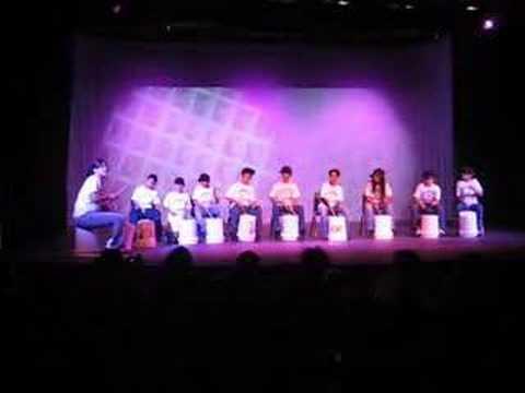 Crystal Vargas' 5th Grade Percussion Ensemble