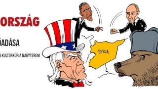 Kiszely Zoltán - Szíria: a szétszabdalt ország