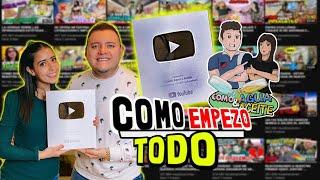 UNBOXING PLACA 100k - COMO EMPEZO TODO