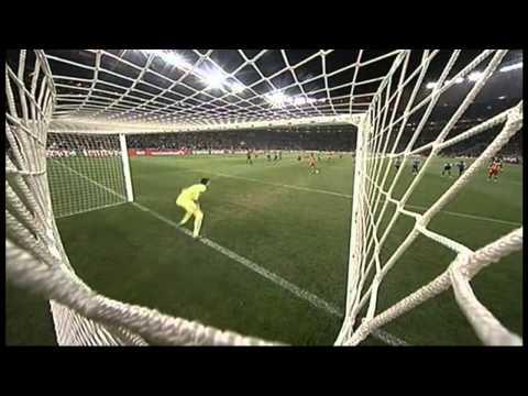 Suarez handball ghanna Uruguay.