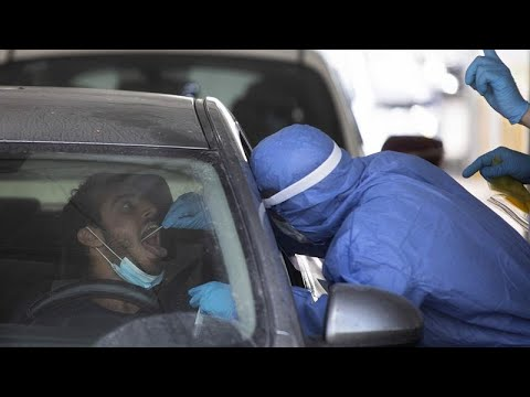 شاهد: إسرائيل تعيد فرض تدابير مشددة بعد تصاعد حالات الإصابة بكورونا…  - نشر قبل 12 ساعة