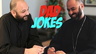 Coptic Dad Jokes | Fr. Thomas Hanna vs. Fr. Paul Guirgis
