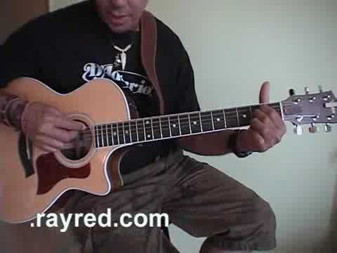 Easy Way to play Tom Petty\'s \