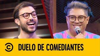 Manu Nna VS Diego Alfaro | Duelo De Comediantes | Comedy Central LA