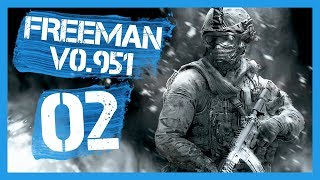 """""""v0.951 - Attacking Bandit Camp"""" Freeman Guerrilla Warfare Gameplay PC Let's Play Part 2"""