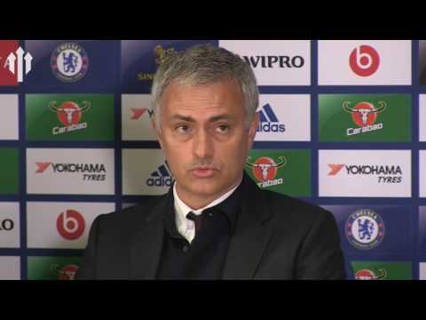 Jose Mourinho FULL PRESS CONFERENCE! Chelsea 4-0 Manchester United