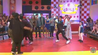 Dance Showdown on ASAP Chillouts | Ken San Jose x AC Bonifacio and Nhikzy Calma VS Rockwell