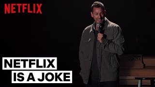 "Adam Sandler's ""We Need a Hero"" 
