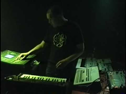Steve Law / Zen Paradox - Live at @mosphere, Cage Nightclub Melbourne 2002