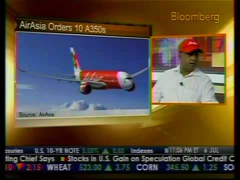 Air Asia Is On A Stable Position - Bloomberg