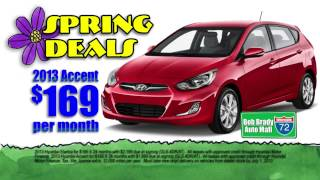 Bob Brady Auto Mall - Hyundai Spring Sales Event - Decatur, IL