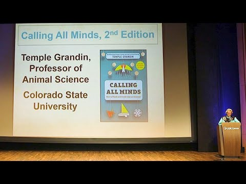 Calling All Minds With Temple Grandin